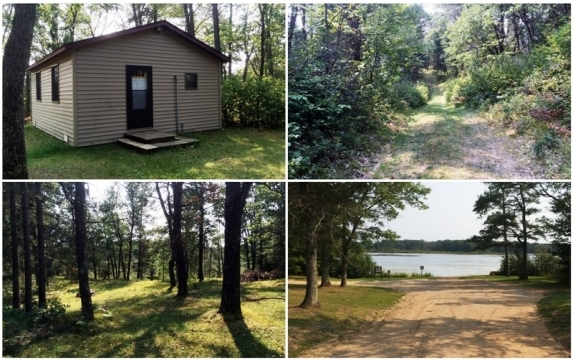High Falls Area Cabin for Sale