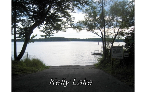 Kelly Lake - Oconto County, Wisconsin