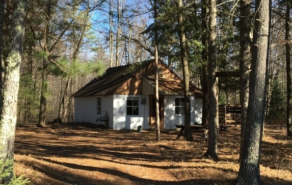 Awesome Wisconsin Cabin For Sale On 20 Acres Of Wooded Marinette Download Free Architecture Designs Scobabritishbridgeorg